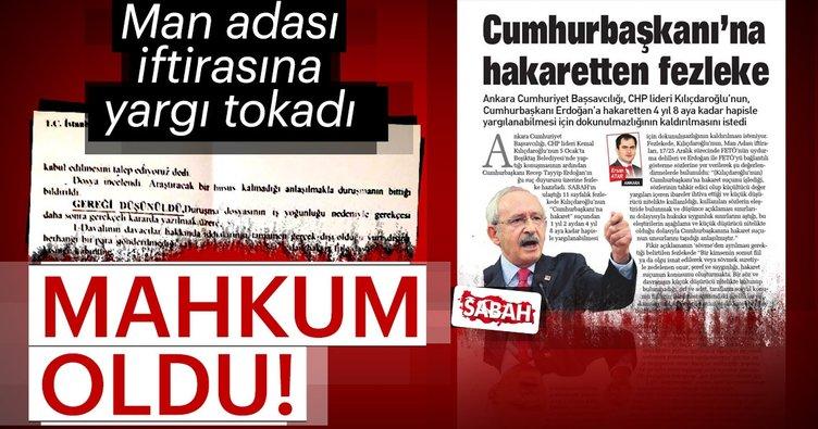 Son dakika: Kılıçdaroğlu, Erdoğan ve yakınlarına tazminat ödeyecek