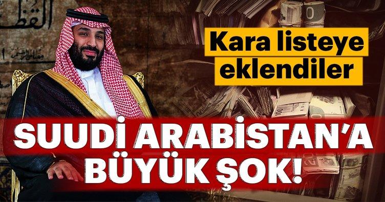 Son dakika: AB'den flaş Suudi Arabistan kararı!
