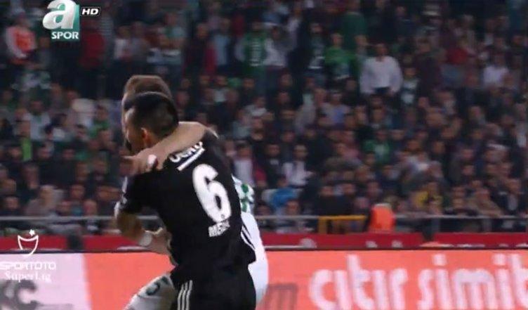 Uğur Demirok Beşiktaş maçındaki penaltı pozisyonunu anlattı
