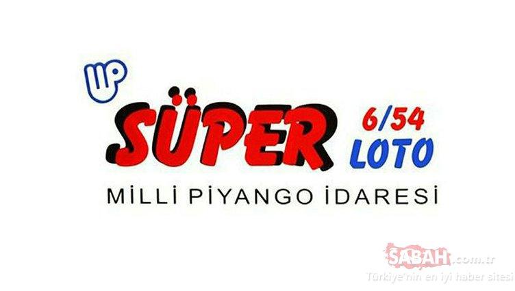 MPİ duyurdu: Süper Loto sonuçları açıklandı! 16 Ocak Süper Loto çekiliş sonuçları sorgula!