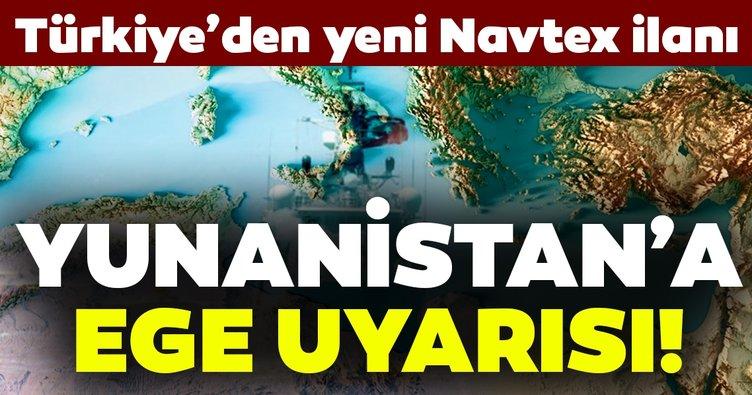 Son dakika: Ankara'dan Atina'ya Ege uyarısı! Lozan anlaşması yine ihlal edildi