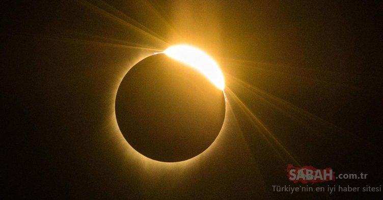 Parçalı Güneş Tutulması 2018 ne zaman olacak? İşte o tarih..