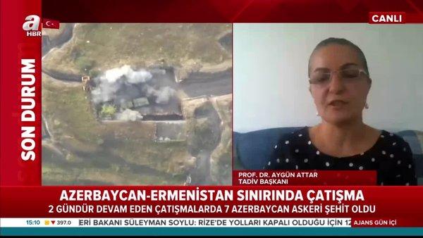 Son Dakika: Ermenistan'ın saldırılarının arkasında hangi ülke var? Azerbaycan - Ermenistan sınırında ne oluyor? | Video