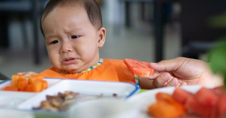 Çocuklarda ek gıdaya geçerken dikkat!