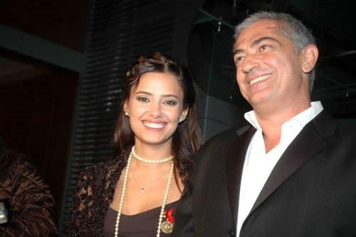 Mustafa Altıoklar ve Nehir Erdoğan