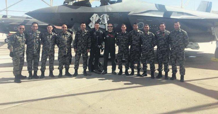Türk pilottan ilk F-35 uçuşu