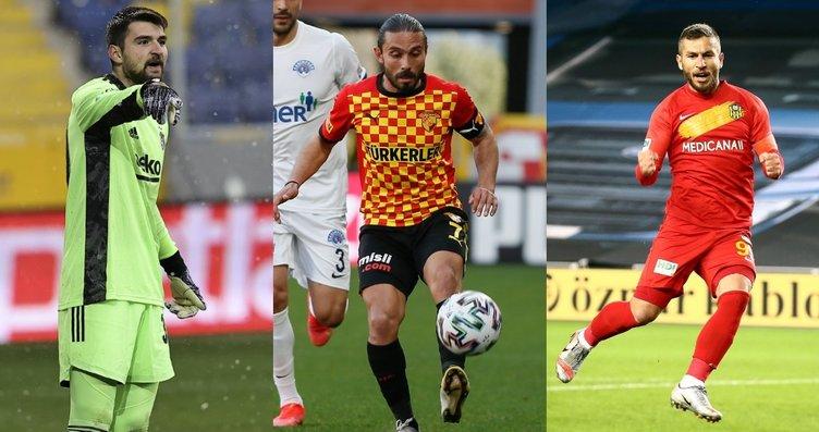 Yerli oyunculara EURO 2021 dopingi! Halil Akbunar,...