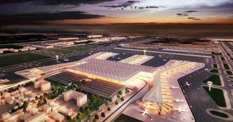 İstanbul Havalimanıotoparkı 7 Nisan'a kadar ücretsiz!