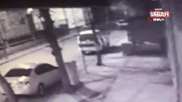 Batman'da bir gecede 3 ayrı iş yerine giren hırsızlar kameralara yakalandı | Video