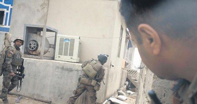 Irak ordusu, Musul'un merkezine girdi