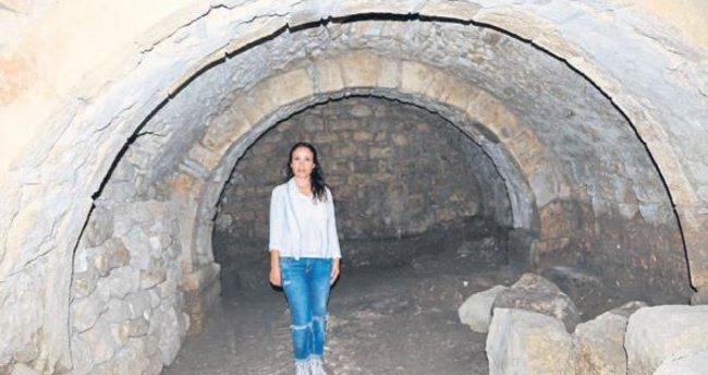 Aziz Nikolaos'ta yeni yapılar bulundu