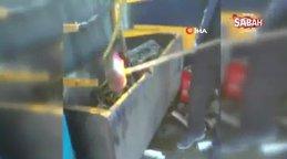 Çorum'da işyerine giren yılanı paniğe neden oldu, yapılan müdahale ise şaşırttı | Video