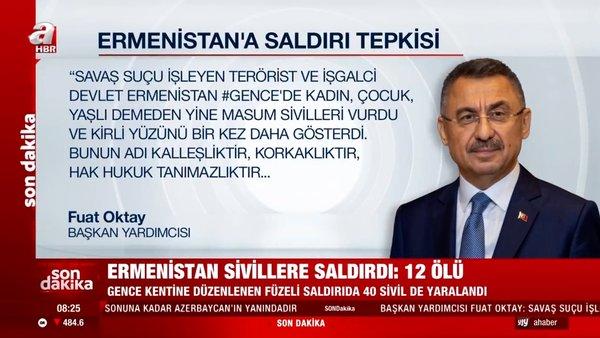 Son dakika haberi... Ermenistan'ın kalleş saldırısına Türkiye'den sert tepki | Video