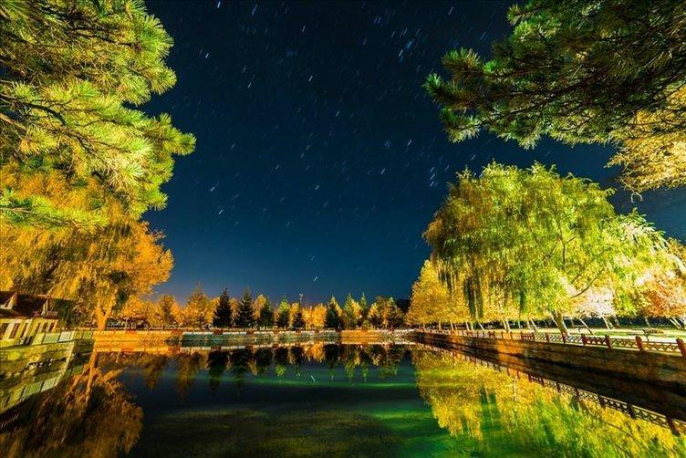 Konya'da sonbahar