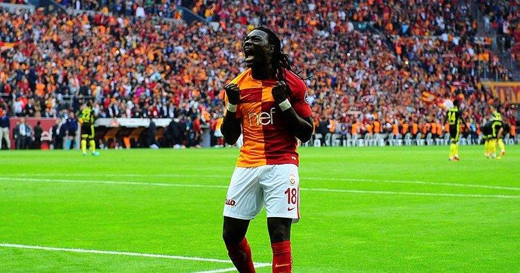 Bafetimbi Gomis'ten Galatasaray'a flaş rest