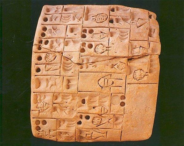 Bugün çok kullanılan 14 şeyin bilinen en eski örnekleri