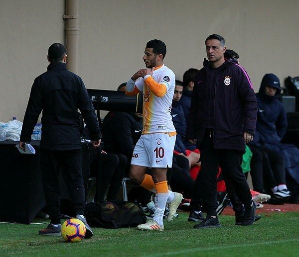 Galatasaray'dan Suudi Arabistan'a bir yolcu daha