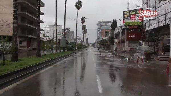 Kerkük'te sokaklar sessiz | Video