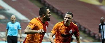 Arda Turan'ın Beşiktaş'a attığı gol şampiyonu belirleyebilir!