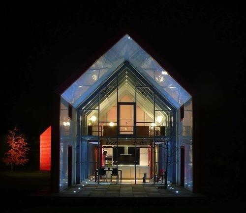Böyle ev gördünüz mü?
