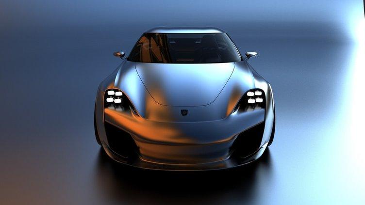 Chiron'un tasarımcısından Porsche 911.