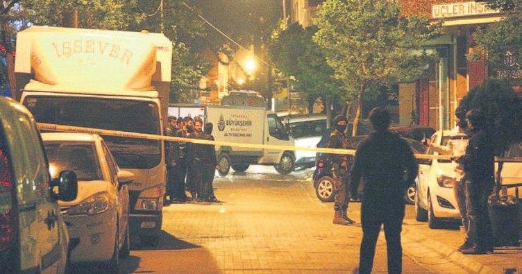 Savcının aracına ateş eden terörist öldürüldü