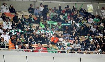 Arabistan'da tarihi maç