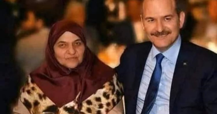 Son dakika: İçişleri Bakanı Süleyman Soylu'nun annesi hayatını kaybetti