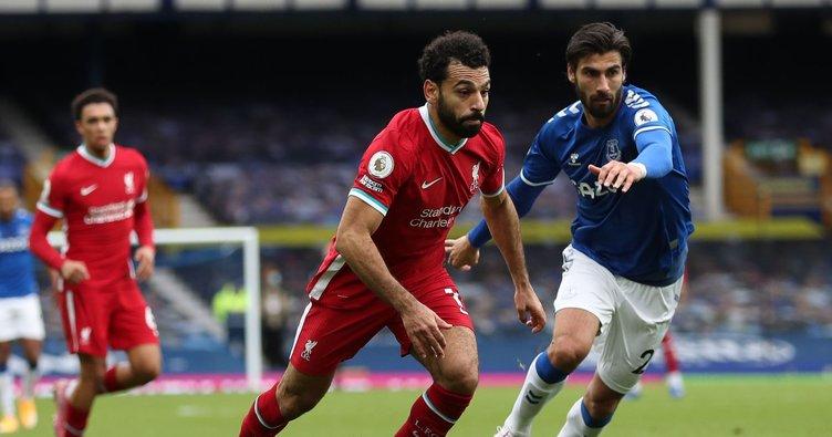 Everton 2-2 Liverpool   MAÇ SONUCU