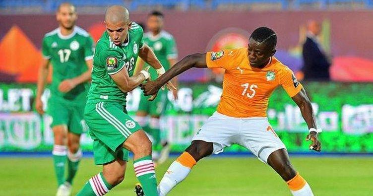 Feghouli'li Cezayir, Afrika Uluslar Kupası'nda yarı finalde