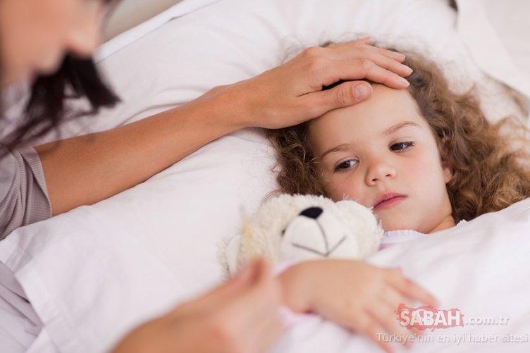 Çocuklarda hastalıklara fırsat vermeyen 8 etkili çözüm!
