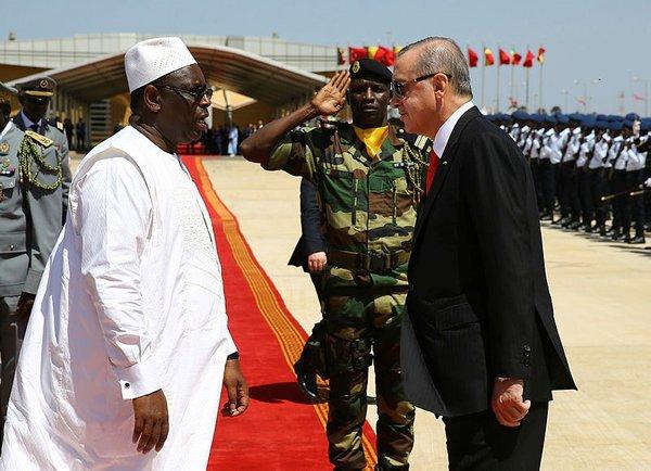 Türkiye-Afrika ilişkileri: İş birliğinden stratejik ortaklığa