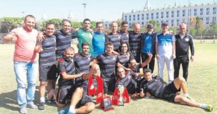 Şampiyon Şelalespor