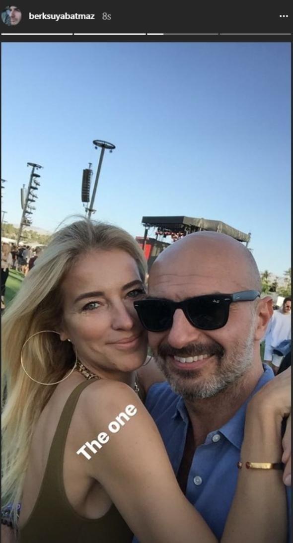 Coachella'ya Türk ünlüler akın etti