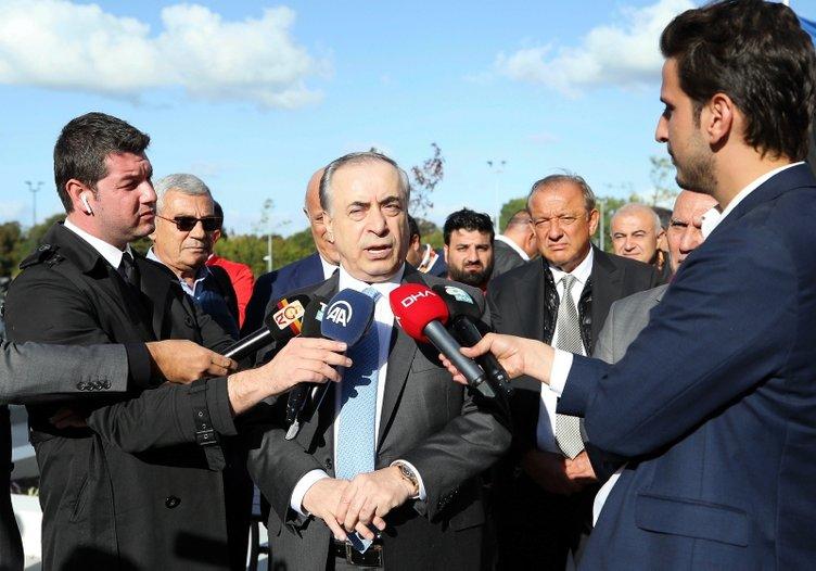 Son dakika: Fatih Terim'den Ali Koç'a flaş yanıt