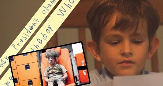 6 yaşındaki ABD'li çocuk, Ümran'a evini teklif etti