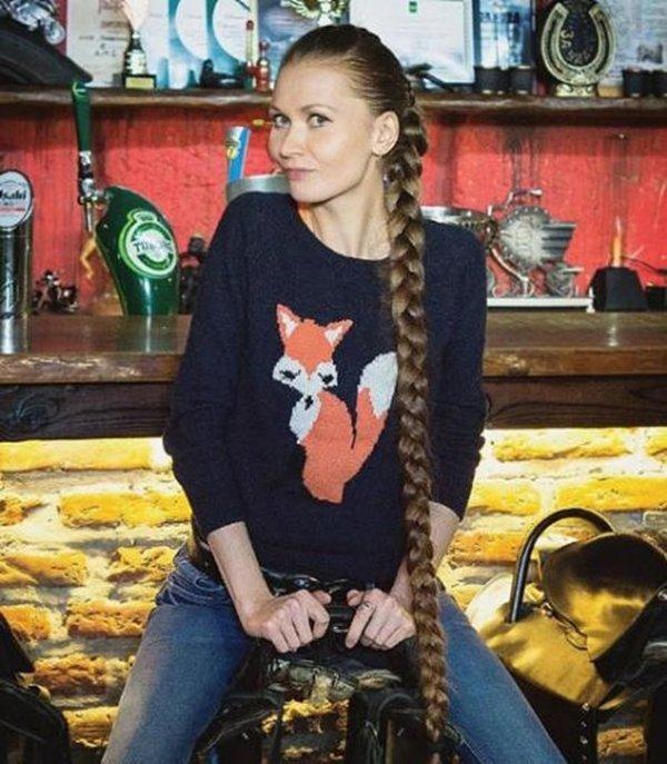 Dashik Gubonova 13 yıldır saçlarını kestirmiyor