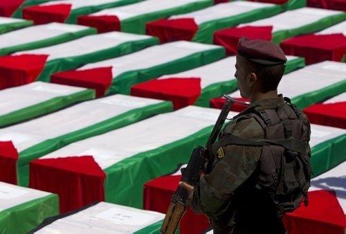 Gazze'de tarihi gün