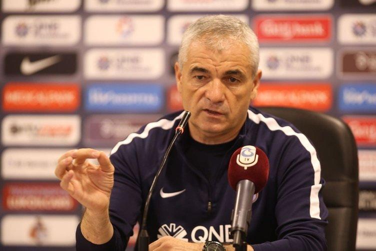 Trabzonspor'da Gökdeniz-Fatih Tekke sürprizi