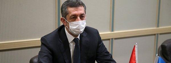 Son dakika | Milli Eğitim Bakanı Ziya Selçuk'tan flaş karne, yüz yüze eğitim ve telafi eğitimi açıklaması