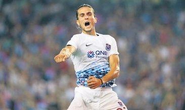 Şimdilik Trabzonspor!