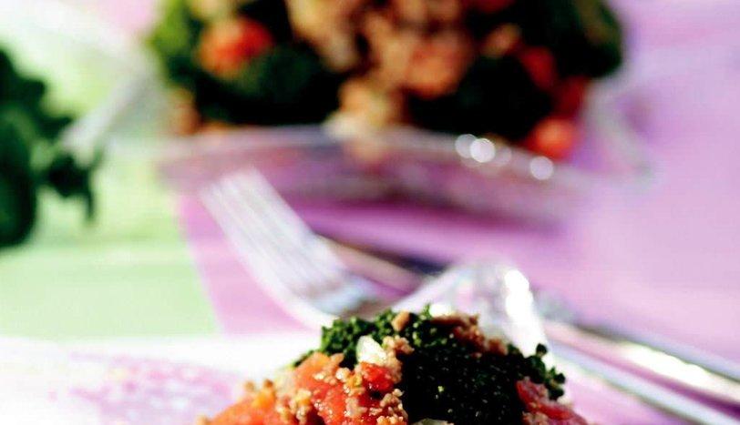 Kıymalı Brokoli