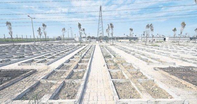 İzmir'in ilk hayvan mezarlığı açılıyor
