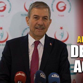 Bakan Ahmet Demircan`dan Deniz Baykal`ın sağlık durumuyla ilgili açıklama