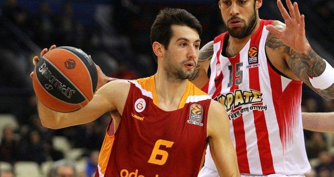 Galatasaray Odeabank'ın konuğu Unics Kazan