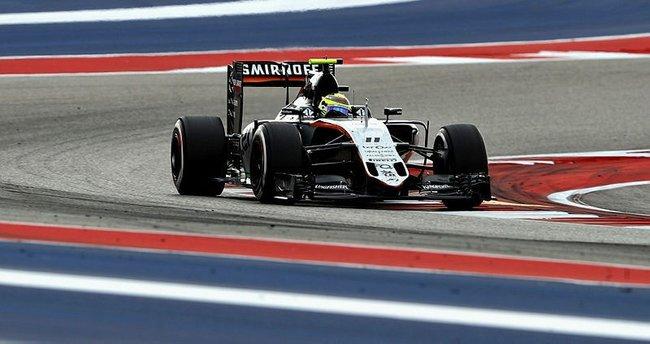 Formula 1'de sonraki durak Meksika