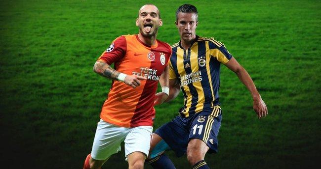 Fenerbahçe - Galatasaray maçı ne zaman - saat kaçta?
