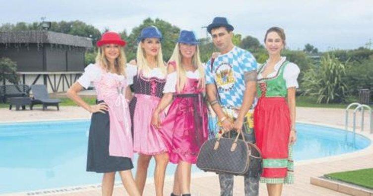 Alman festivali Türkiye'de