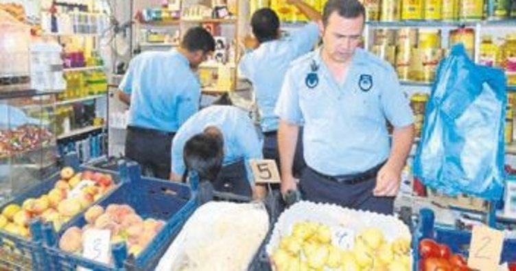 İslahiye'de Suriyelilere ait iş yeri denetlendi