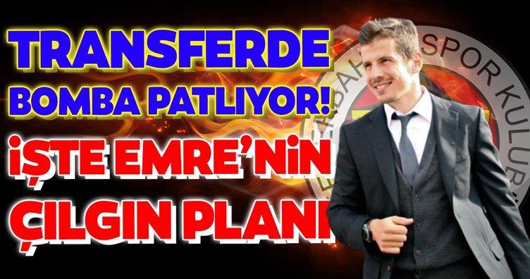 Son dakika Fenerbahçe transfer haberi: Bombalar patlıyor! İşte Emre Belözoğlu'nun çılgın planı